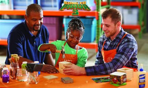 holiday stacking blocks home depot workshop 125 free stuff finder home depot kids workshop register now to build free kung
