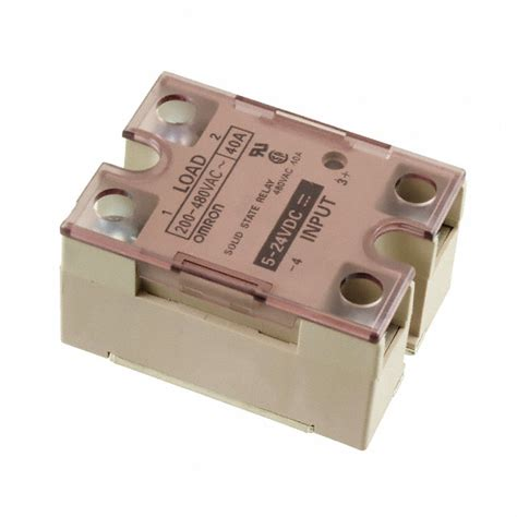 Realy Omron G3na D210b Dc5 24 By Omz g3na 440b 2 dc5 24 omron automation and safety relays digikey