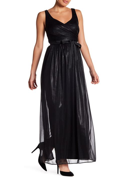 32 Most Fabulous The Rein Of The Ruche Looks by Marina Sleeveless Ruched Gown Nordstrom Rack