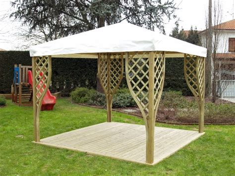 vendita gazebo on line gazebo calix negozio mybricoshop