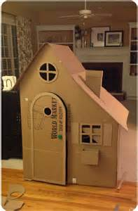 cardboard house 17 best ideas about cardboard boxes on pinterest cardboard playhouse cardboard crafts and