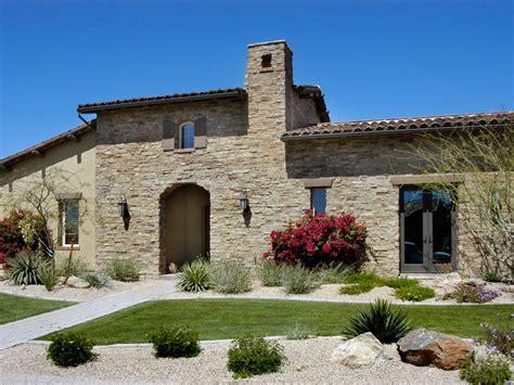 southwestern houses southwestern house with formal landscape hgtv
