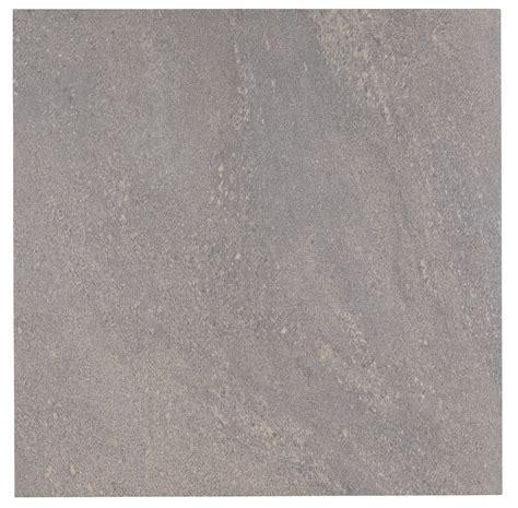 Antayla Grey Stone Effect Stone Porcelain Floor Tile, Pack