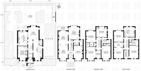 Floor Plans Of Mansions beautiful brooklyn brownstone new york luxury homes