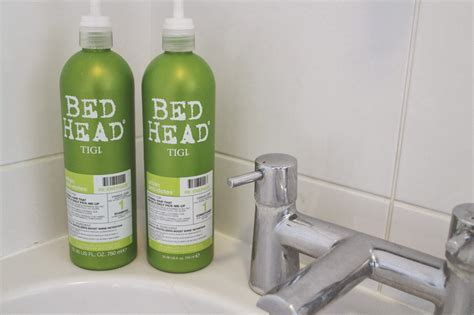 what is bed head tigi bed head urban antidotes re energize shoo review