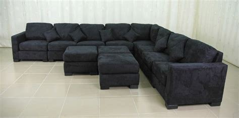 Black Suede Sectional Sofa Sofa Beds Design Best Ancient Black Suede Sectional Sofa Design Ideas For Living Room Furniture