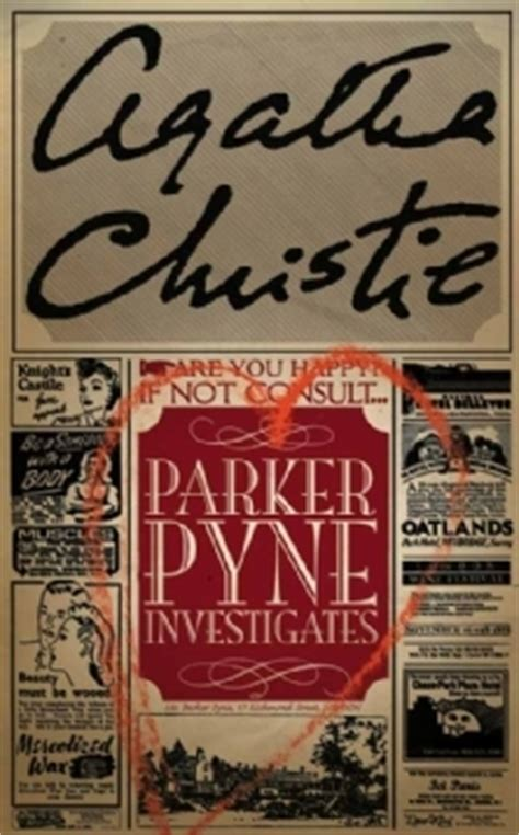 libro parker pyne investigates agatha parker pyne investigates by agatha christie reviews discussion bookclubs lists