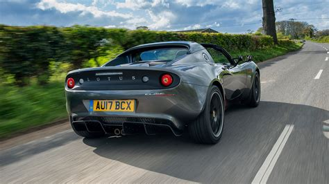 sprint lotus lotus elise sprint 220 2017 review by car magazine