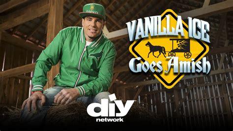 vanilla goes amish tv on play