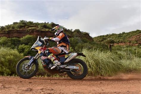 Toby Price Ktm Toby Price Wins 2016 Dakar Three Years After Breaking Neck