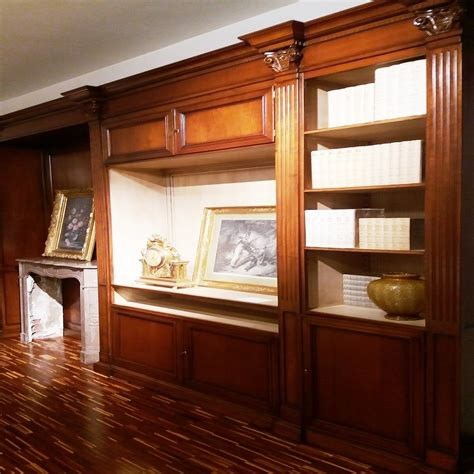 pareti soggiorni soggiorno busatto parete attrezzata busatto legno pareti