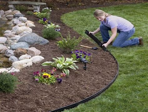 col met steel landscape edging outdoor goods