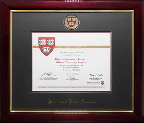 Harvard Pre Mba Courses by Arbitration And Mediation Services Alfredo Castellanos