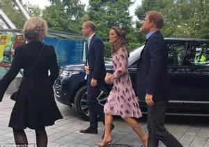 Kate Spade Froline kate middleton prince william and prince harry world mental health day in daily