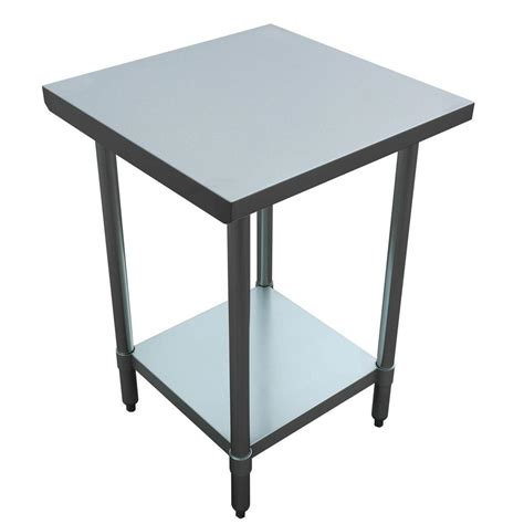 kitchen utility tables excalibur stainless steel kitchen utility table