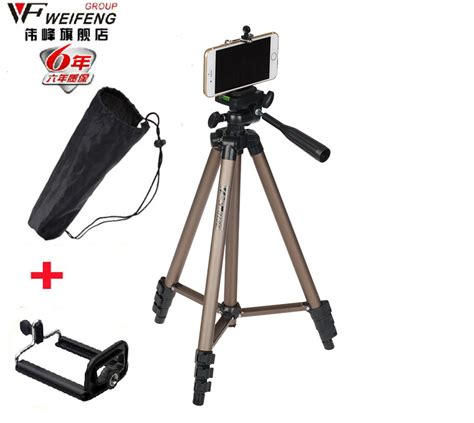 Tripod Weifeng Wt3130 weifeng wt3130 sale phone holder tripod bracket