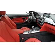BMW 4 Series 435i Sport Line 2014  Interior HD