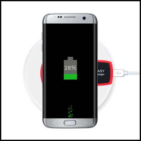 galaxy phone charger for samsung galaxy s7 chargers pad mobile phone accessory