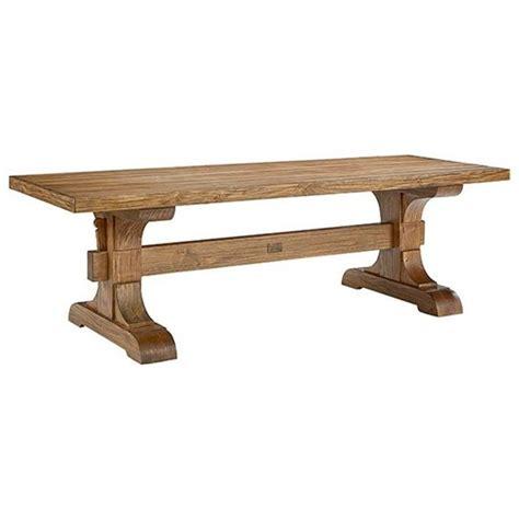 joanna gaines farmhouse table magnolia home by joanna gaines farmhouse keyed trestle