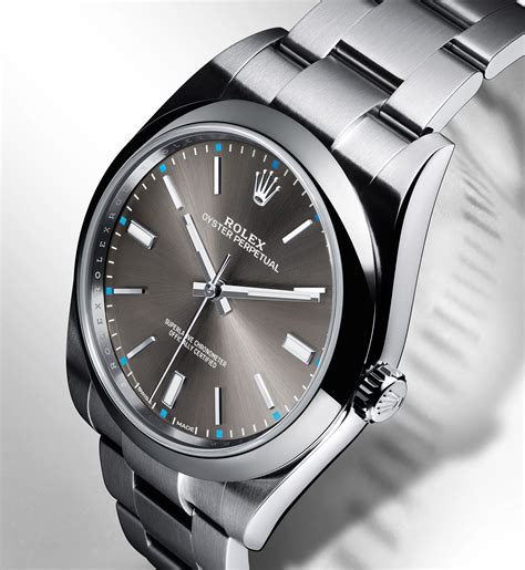 Watches By SJX: Rolex Introduces The Oyster Perpetual 39   The Larger, Facelifted Entry Level