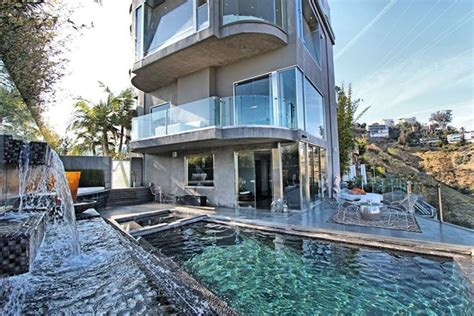 tygas house tyga s new pad above the sunset strip is pretty bananas curbed la