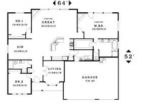 House Plans Without Formal Living And Dining Rooms | Codixes.com