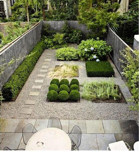 backyard brooklyn the new gravel backyard 10 inspiring landscape designs gardenista