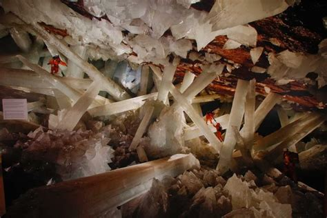 Cut Om Made In Mexico cave of the crystals in naica mexico pics