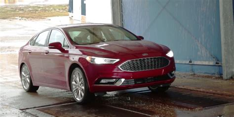 ford fusion awd 2017 ford fusion s intelligent awd ford authority