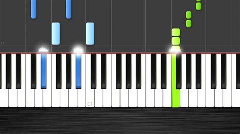 hello keyboard tutorial adele adele hello easy piano tutorial 50 speed synthesia