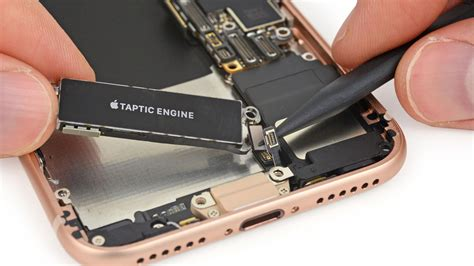 5 things we just learned from the iphone 8 teardown cnet