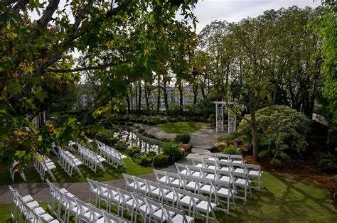garden weddings los angeles area doubletree by hotel los angeles downtown in los