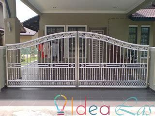Pagar Stainless Steel ~ IDEA STEEL