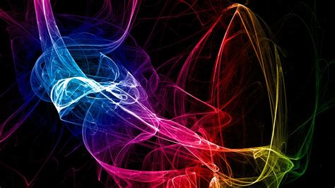 wallpaper abstract neon neon smoke abstract hd wallpaper x chainimage