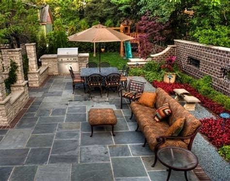 small backyard patio ideas on a budget large and