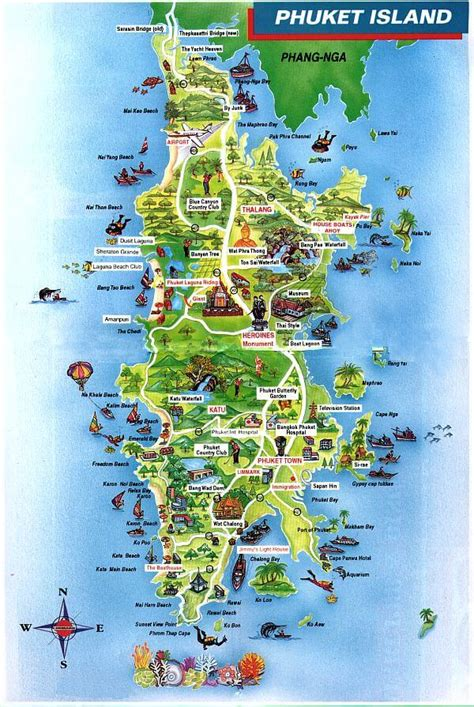 walking  phuket island