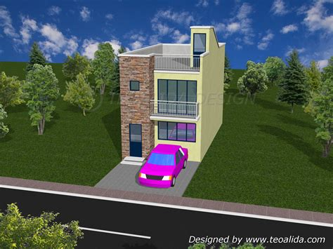 front face house design house floor plans 50 400 sqm designed by teoalida teoalida website
