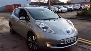 Nissan Leaf Tekna For Sale Used Nissan Leaf Tekna 5dr Auto For Sale What Car Ref