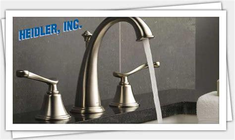 Heidler Plumbing by Faucets Fixtures Sinks