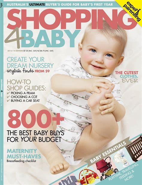 baby shopping shopping for baby bauer media