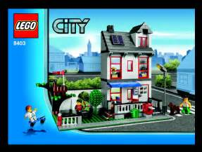 lego city haus lego city house set 8403 viewer brick owl