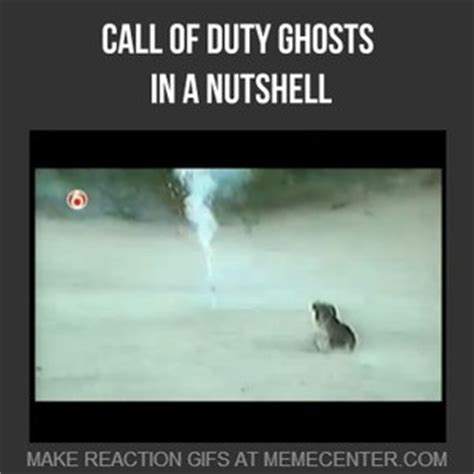 Call Of Duty Ghosts Meme - call of duty ghosts in a nutshell by swinder meme center