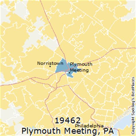 best places to live in plymouth meeting zip 19462
