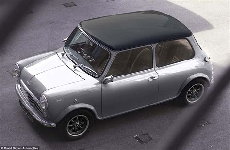 Handmade Cars Uk - mini remastered creates new classic shape cars for 163 75k