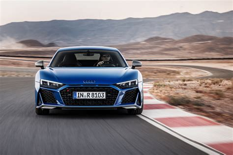 2019 Audi R8 by 2019 Audi R8 Facelift Impressions Gtspirit