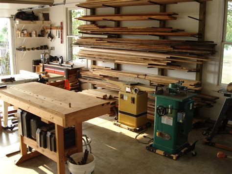 Small Home Wood Shops Wood Shop Ideas On Workshop Woodworking And