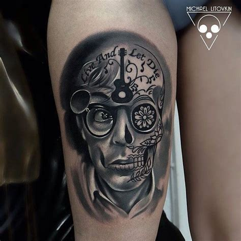 live and let live tattoo live and let die best ideas gallery