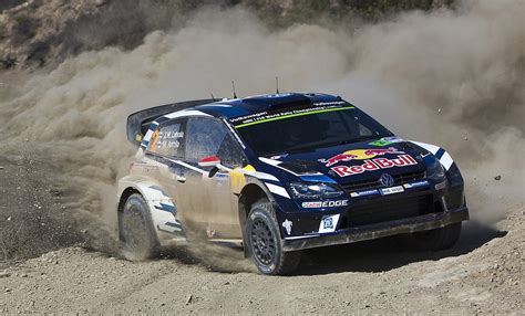Rally Auto Sale by Vw To Quit Wrc After 2016 Focus On Customer Racing