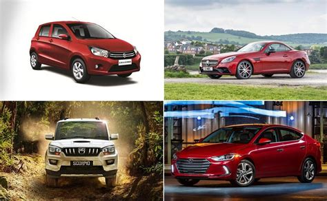 types of cars different types of cars list ndtv carandbike