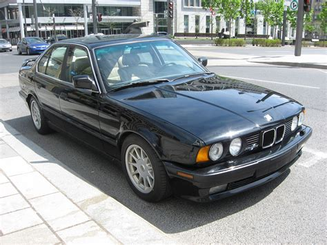 BMW 5 Series E34 (1989 1996)   1   MadWhips